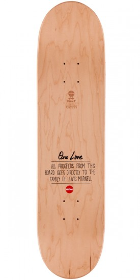 """Almost Lewis Marnell Farewell Skateboard Deck - 8.0"""""""