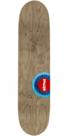 """Almost Lotti Painted Rings Impact Mullen Skateboard Complete - 7.75"""""""