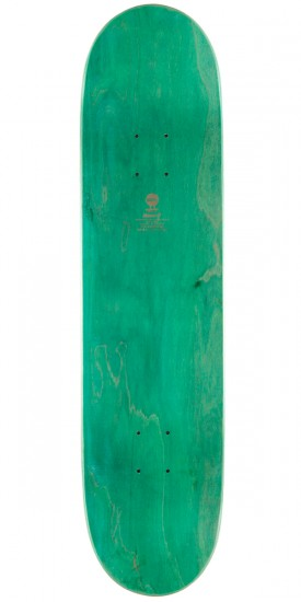 Almost Mullen C-Block Skateboard Deck - 8.0""