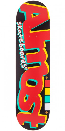 Almost Off Register Skateboard Deck - 8.25""