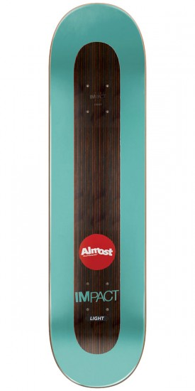 Almost Remix Dude IL Skateboard Complete - Chris Haslam - 8.5""