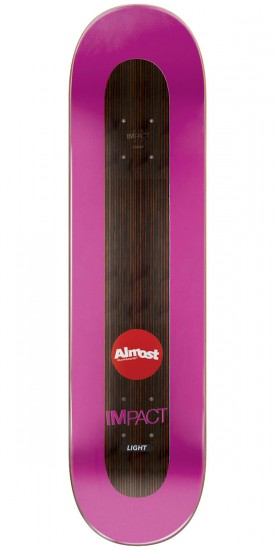 Almost Remix Dude IL Skateboard Complete - Willow - 8.0""