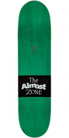 Almost Daewon Zone Skateboard Deck - 8.0""