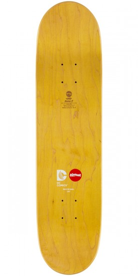 Almost Mullen Super Mongo Skateboard Complete - 8.0