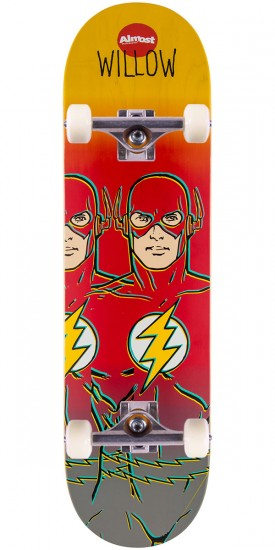 """Almost Willow Flash Fade Skateboard Complete - 8.375"""""""