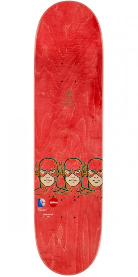 """Almost Willow Flash Fade Skateboard Deck - 8.375"""""""