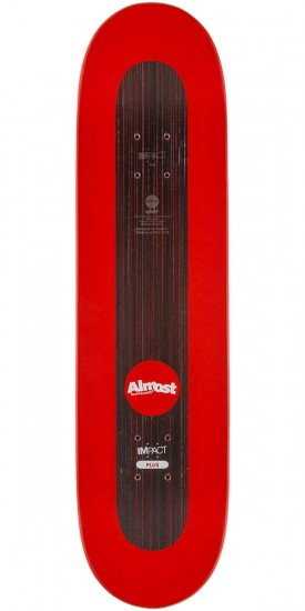 Almost Youness Lucas Beaufort Impact Plus Skateboard Complete - 8.25""