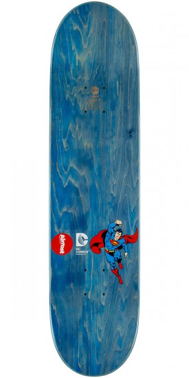 Almost Superhero Splitface R7 Amrani Skateboard Complete - 8.0
