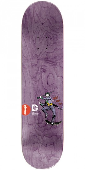 Almost Superhero Splitface R7 Daewon Song Skateboard Complete - 8.25