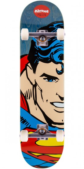 Almost Superhero Splitface R7 Mullen Skateboard Complete - 8.125