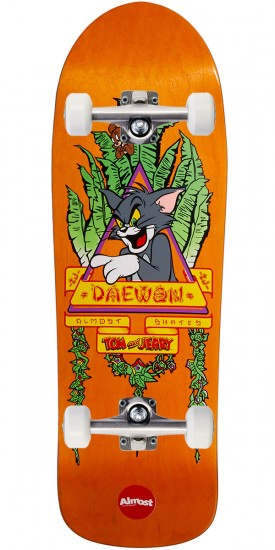 Almost Tom Panther Screenprint Skateboard Complete - 10.25
