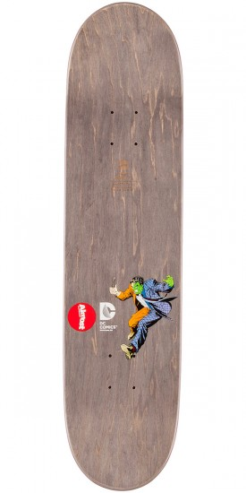 Almost Two-Face Split Face Youness Skateboard Deck - 8.00""