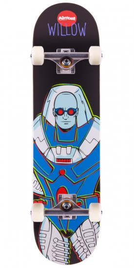 Almost Willow Villain Mr. Freeze V2 Skateboard Complete - 7.75""