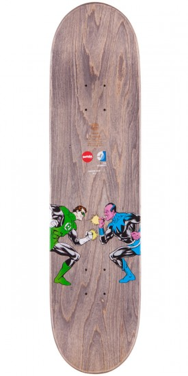 Almost Youness Amrani Sinestro Skateboard Deck - 8.00""