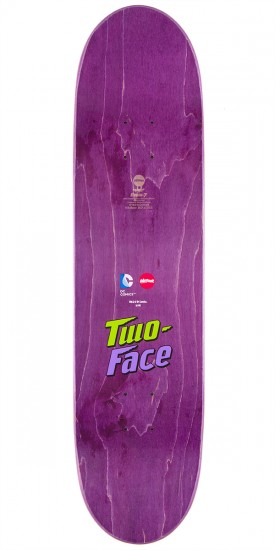 """Almost Youness Amrani Villain Two Face V2 Skateboard Complete - 8.0"""""""