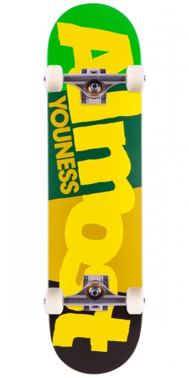 """Almost Youness C-Block Skateboard Complete - 7.75"""""""