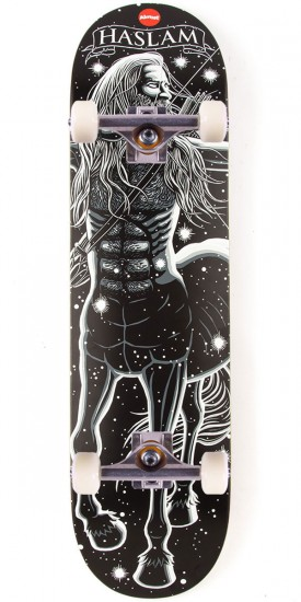 Almost Zodiac R7 Chris Haslam Skateboard Complete - 8.25""
