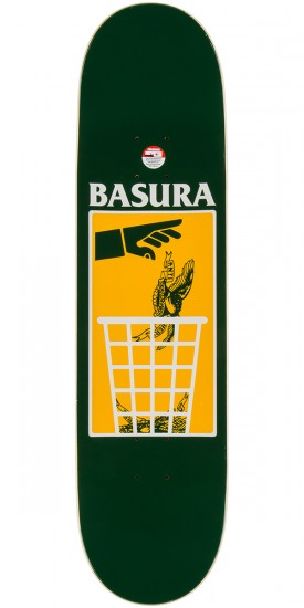 Anti-Hero Basura PP Skateboard Complete - 8.25""