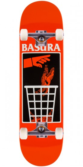 Anti-Hero Basura PP Skateboard Complete - 8.5""