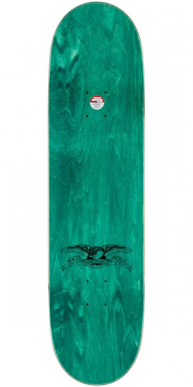 Anti-Hero Cardiel 4 Horseman Skateboard Deck - 8.62""