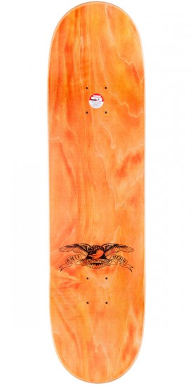 Anti-Hero Classic Eagle Skateboard Complete - XL - Navy - 8.50""
