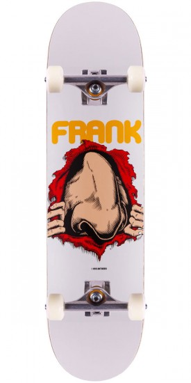 Anti-Hero Frank Gerwer The Dripper Skateboard Complete - SM - 8.06""