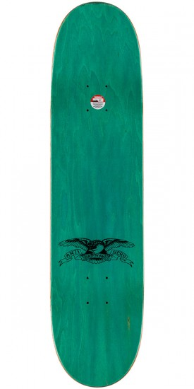 "Anti-Hero Inconvenience Skateboard Complete - 8.06"" - Green"