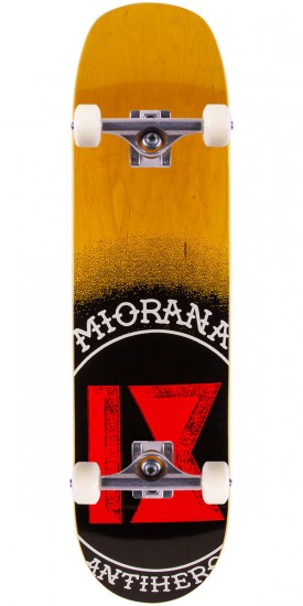 "Anti-Hero Miorana Widow Skateboard Complete - 8.25"" - Yellow"