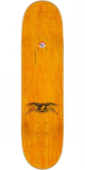"""Anti-Hero Taylor Business as Usual Skateboard Complete - 8.25"""" - Blue Stain"""