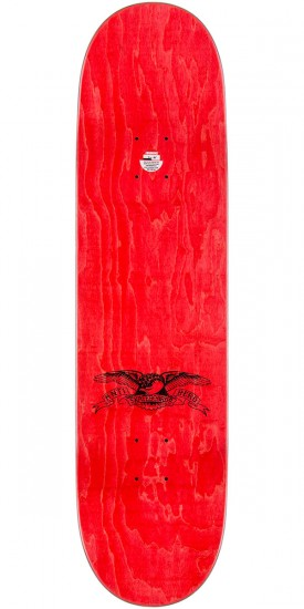 "Anti-Hero Taylor Business as Usual Skateboard Complete - 8.25"" - Teal Stain"