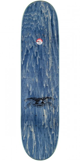 """Anti-Hero Trujillo Business as Usual Skateboard Complete - 8.06"""" - Brown Stain"""