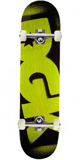 DGK Price Point Skateboard Complete - Green - 7.75""