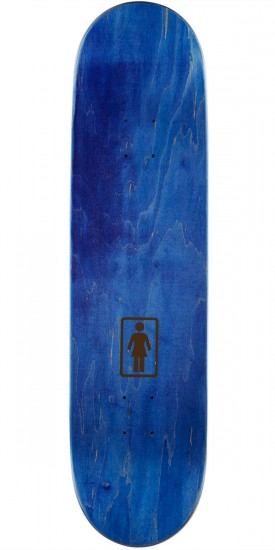 """Girl Mike Mo One Off Skateboard Complete - 7.75"""""""