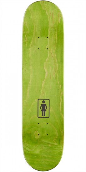 Girl Cory Kennedy One Off Skateboard Complete - 8.00""