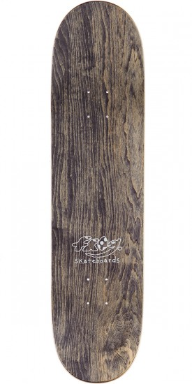 Frog This is Frog Skateboar Skateboard Deck - 8.25""