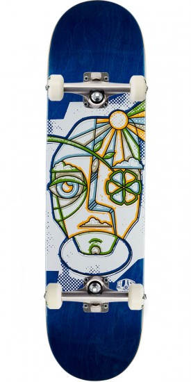 Alien Workshop Freak Face Enviro Skateboard Complete - 7.875""