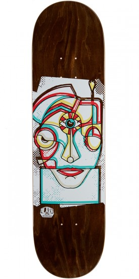 Alien Workshop Freak Face Zeni Skateboard Deck - 8.25""