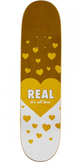 "Real Busenitz Favorite Skateboard Deck - 8.25"" - Teal Stain"