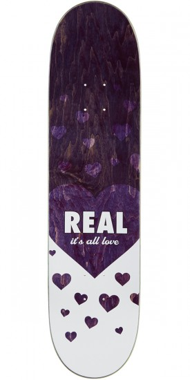 "Real Donnelly Favorite Skateboard Deck - 7.90"" - Green Stain"