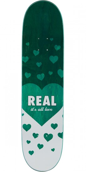 """Real Donnelly Favorite Skateboard Deck - 7.90"""" - Black Stain"""