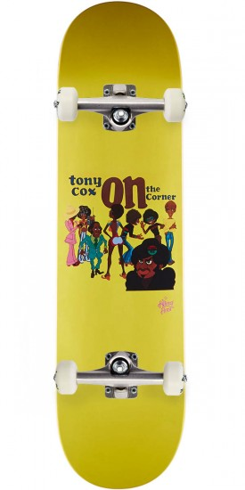 The Killing Floor Tony Cox Guest Pro Skateboard Complete - 8.25