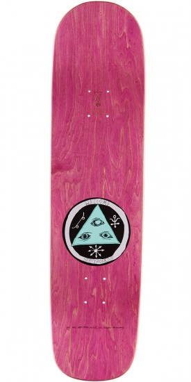 Welcome Cetus on Yung Nibiru Skateboard Complete - Teal - 8.25""