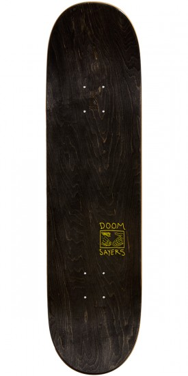 Doom Sayers Snake Shake Skateboard Deck - 8.28""