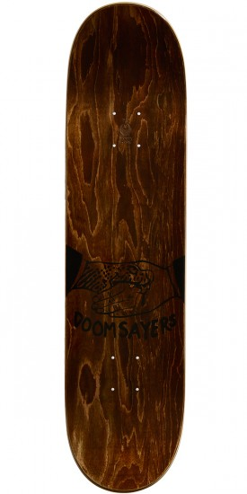 Doom Sayers Corp Guys Skateboard Deck - 8.08""