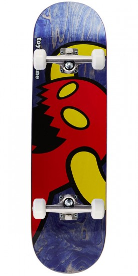 Toy Machine Vice Monster Skateboard Complete - Purple Stain - 8.125""