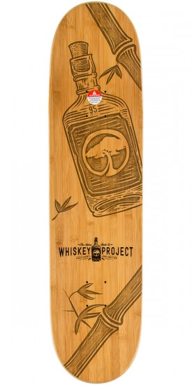 "Arbor Whiskey Kyler Martz Skateboard Deck - 8.0"" - Blue"