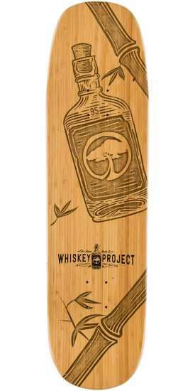 Arbor Whiskey Martillo Skateboard Deck - 8.7""