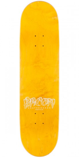Bacon Six Titty Piggy Skateboard Complete - 8.38""