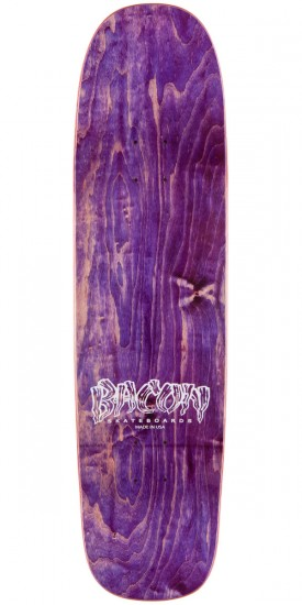 Bacon Straight Bacon V2 Skateboard Complete - Shaped - 8.50""