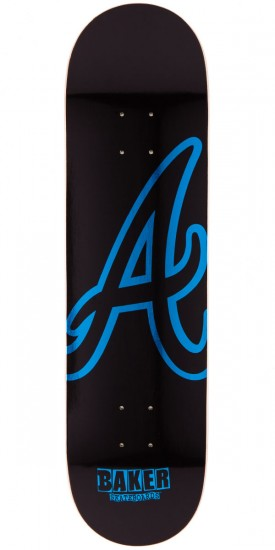 Baker Andrew Reynolds ATL Skateboard Deck - Metallic Blue - 8.125""